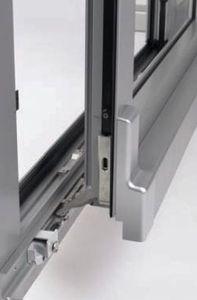 sistema de anclaje de metal