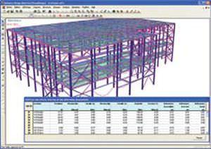 programa de análisis estructural / Modelado de Información para Construcción BIM / de cálculos / de diseño