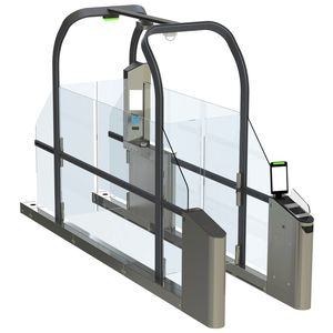 pasillo motorizado para control de acceso