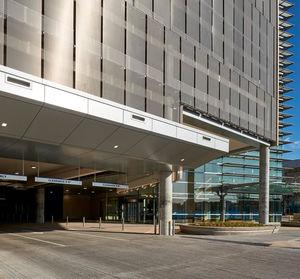 malla metálica para revestimiento / para fachada / para pantalla solar / de metal