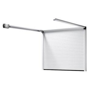 puertas de garaje seccionales / enrollables / de aluminio / de espuma de poliuretano