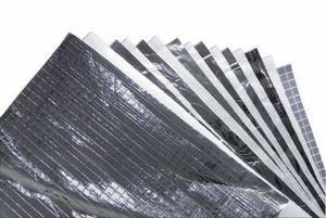 aislante termoacústico / de polietileno / de poliéster / para techado