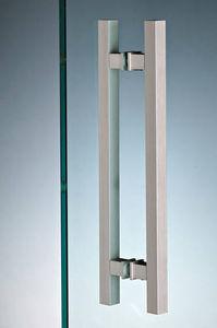 manilla para puerta de cristal