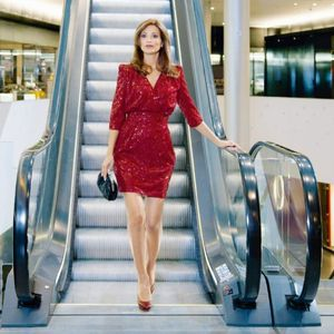 escalera mecánica para centro comercial