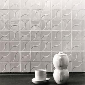 baldosas de interior / de pared / de cerámica / 15x30 cm
