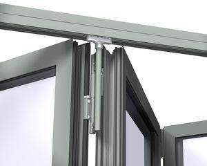 sistema corredero de aluminio