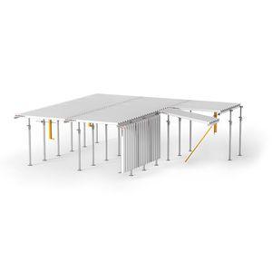 encofrado modular / de aluminio / para forjado
