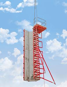 encofrado viga / modular / de metal / para postes