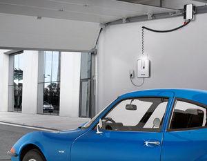 automatización para puerta de garaje