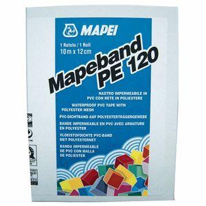 membrana impermeabilizante aislante / para muro / para techado / tipo cinta