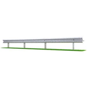 barrera de seguridad de acero galvanizado