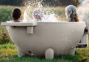 bañera nórdica para uso residencial
