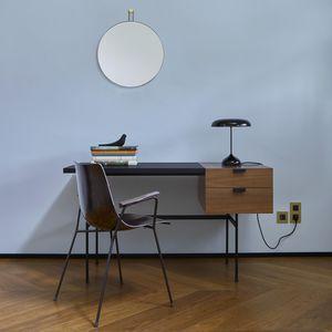 escritorio de acero
