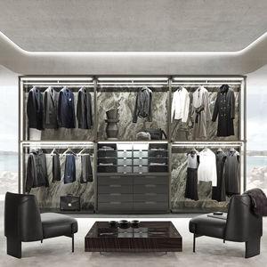 vestidor de pared