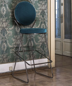 silla de bar medallón