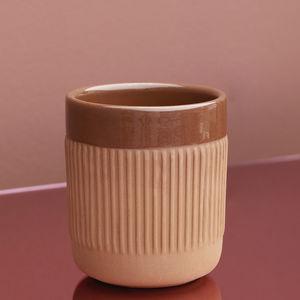 taza de terracota