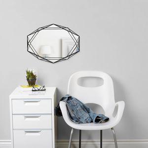 espejo de pared / para dormitorio / suspendido / contemporáneo