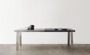 mesa de preparación de acero inoxidable