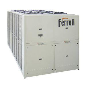 refrigerador de condensación por aire/agua / para suelo / de exterior