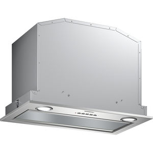 campana extractora empotrable / con iluminación integrada / silenciosa