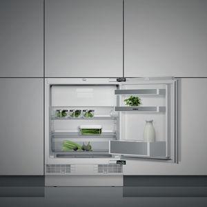 frigorífico combi con congelador integrado / para uso residencial / bajo encimera / blanco