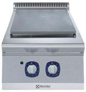 plancha de cocción eléctrica / profesional