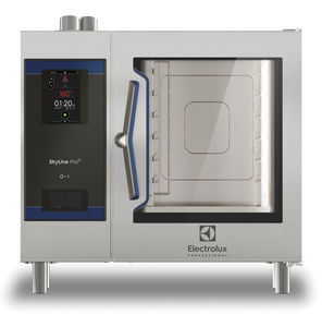 horno profesional / eléctrico / de gas / colocación libre