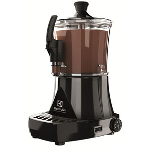 dispensador de chocolate caliente