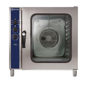 horno profesional / de gas / de convección / colocación libre