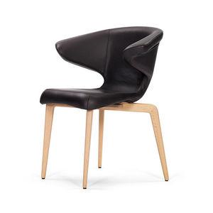 silla de conferencia de tejido