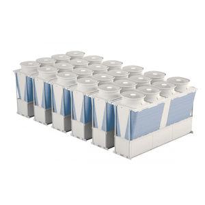 refrigerador de condensación por aire/agua / para suelo / compacto