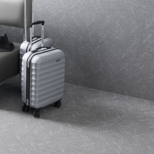loseta flexible de interior / para suelo / de vinilo / rectangular
