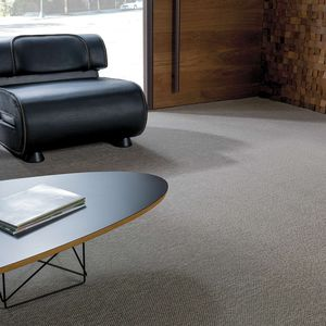 pavimento de vinilo / texturado / aspecto tela / tejido