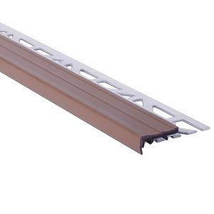 perfil de acabado mamperlán / de madera / aluminio / de acero inoxidable