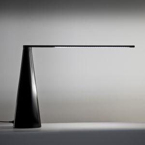lámpara de mesa / contemporánea / de aluminio pintado / ajustable