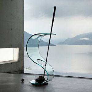 paragüero de vidrio