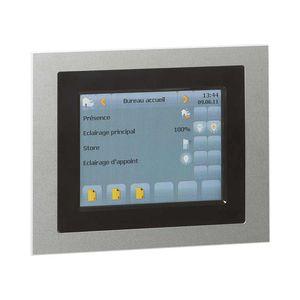 pantalla táctil para control de acceso