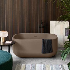 bañera en isla / ovalada / de LivingTec®