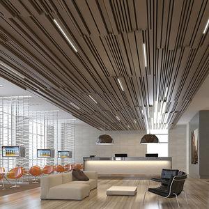 techo aleación de aluminio