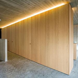 tablero de madera maciza de construcción