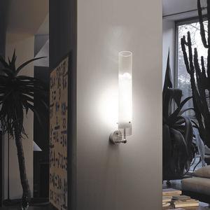 aplique contemporáneo / de vidrio / LED / redondo