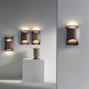 aplique contemporáneo / de metal / LED / rectangular