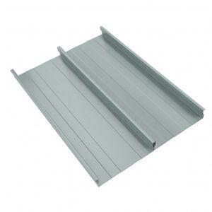 chapa acanalada / de acero galvanizado / para revestimiento / para techado