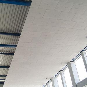 panel de construcción de cemento