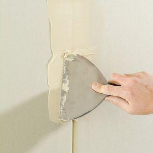 enlucido de taponamiento / de interior / para muro / de escayola