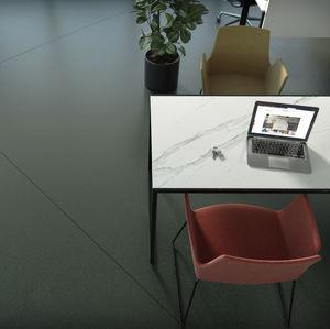 pavimento de material compuesto / para oficina / para espacio público / en losas