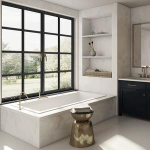 baño contemporáneo / de Dekton®