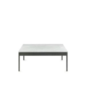 mesa de centro contemporánea / de acero inoxidable / de HPL / de piedra