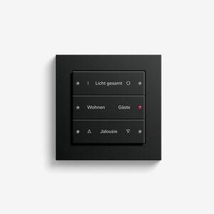 panel de control para control de acceso