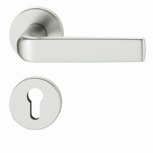 manilla de puerta / de latón / de aluminio / de bronce